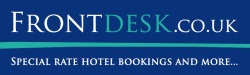 frontdesk.co.uk for discount hotel rates